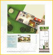 Paramount Villa Floor Plan 2185 Sqft